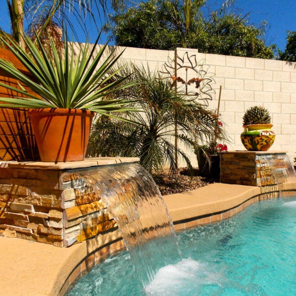 Backyard pool scottsdale real estate for sale