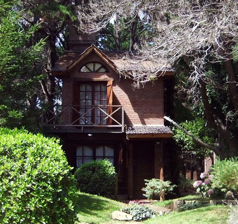 Fachadas de caba as en zona campestre fotos de fachadas for Fachadas de cabanas rusticas