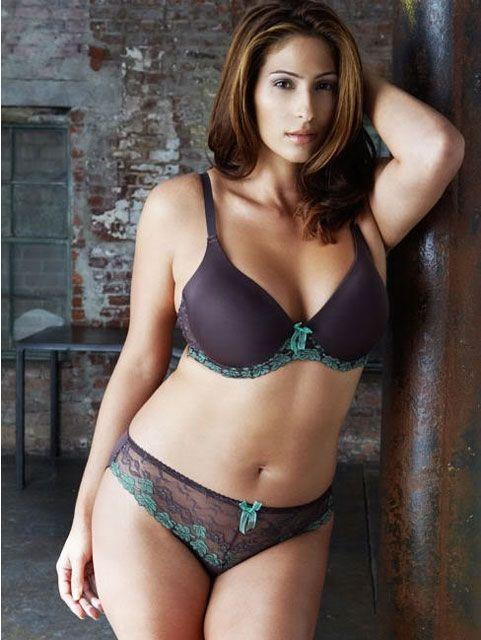 plus models lingerie Sexy size