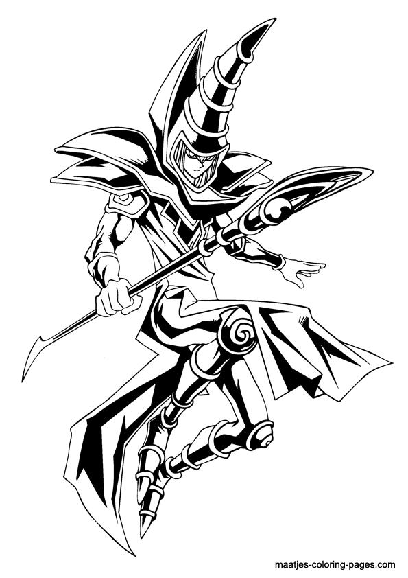 Best Yugioh Coloring Pages http coloringpagesgreat