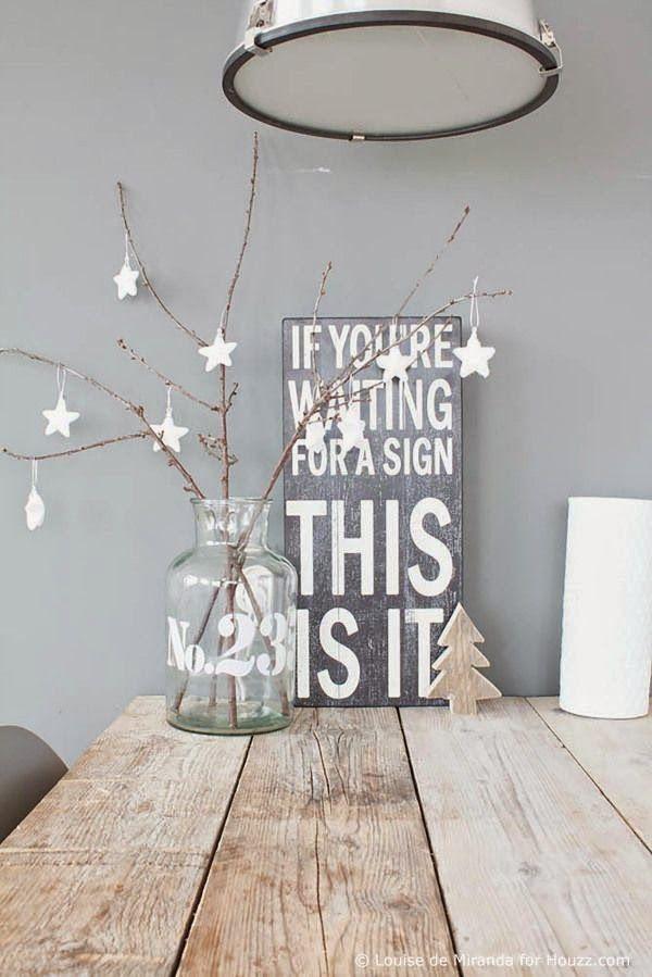 Einrichtung Ideen IKEA einrichten Deko dekorieren Winter Weihnachten