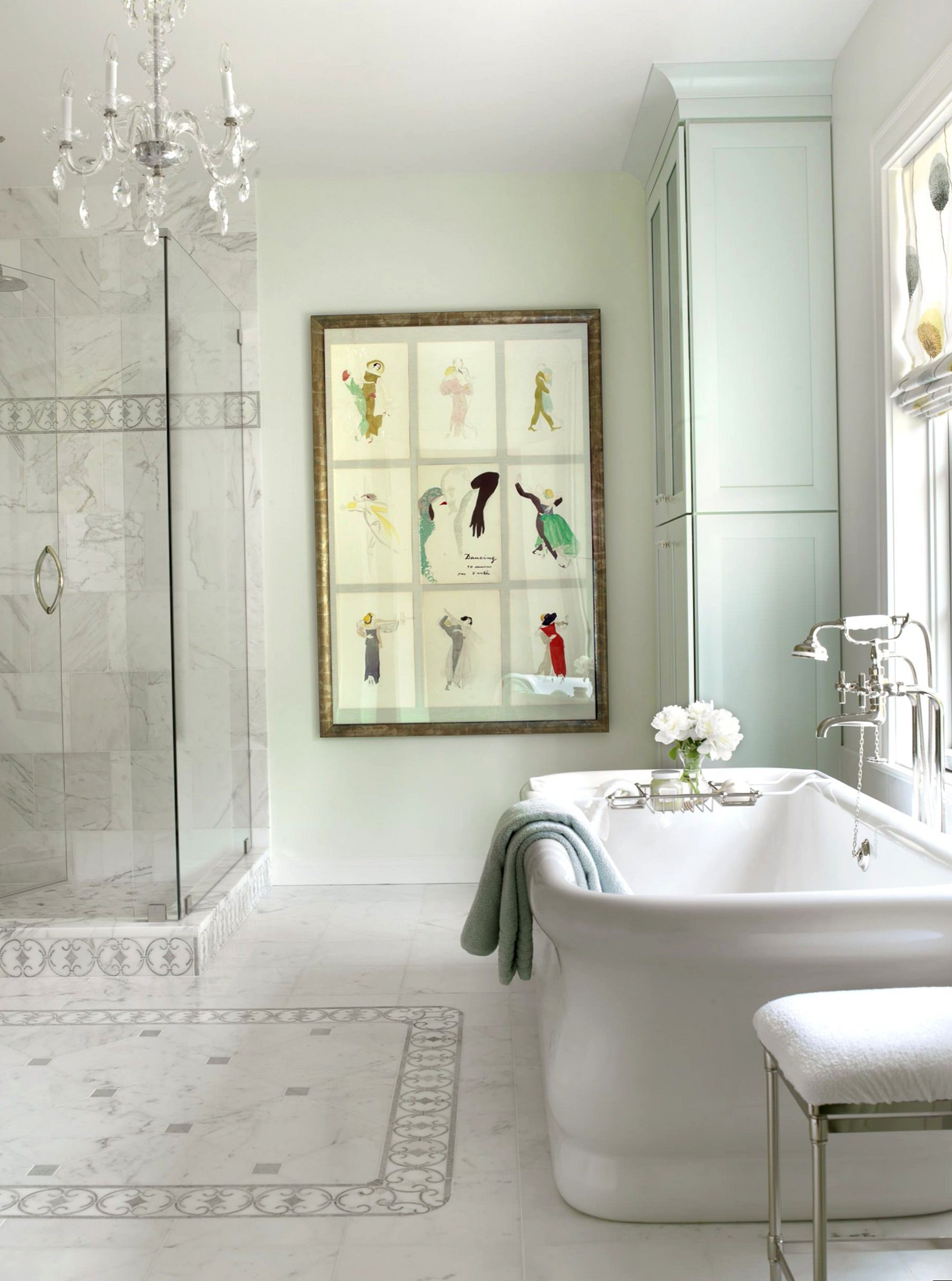 4 Awesome French Country Bathroom Design Ideas  Classic bathroom