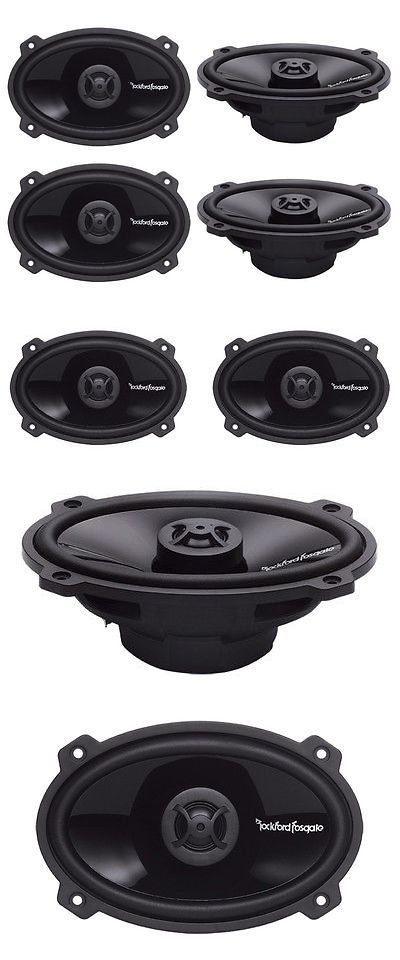 Boss Audio Brs Series Full Range Replacement Speaker 4 34 X 6 34 Imp 4ohm 1 Individual Speaker Polypropylene Woo Boss Audio Speaker Mobile Electronics