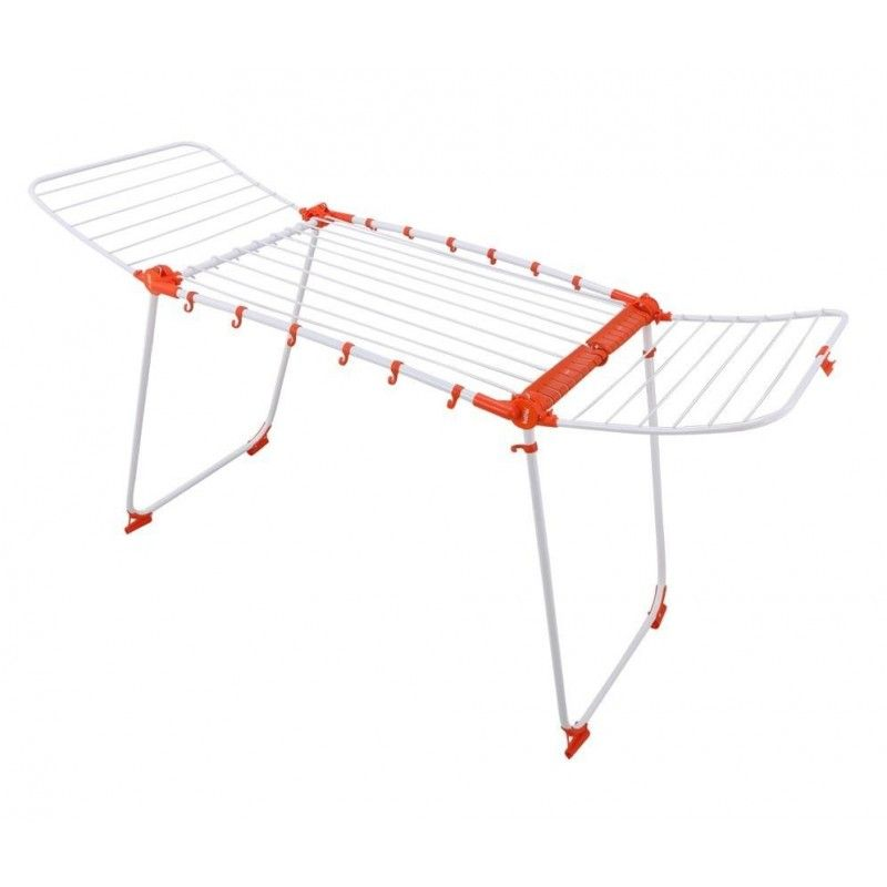 Shop For Cloth Dryer Stands Online Bathla Cloth Drying Stand Mobidry Compact This Cloth Dryer Is Strong And Du Cloth Drying Stand Dryer Stand Clothes Dryer