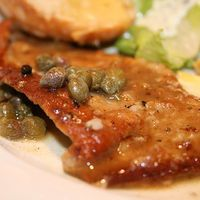 The Ultimate Veal Piccata by Andrea
