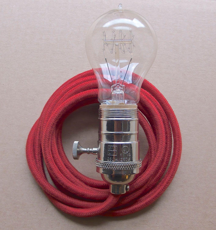 NAKED HANGING LAMP