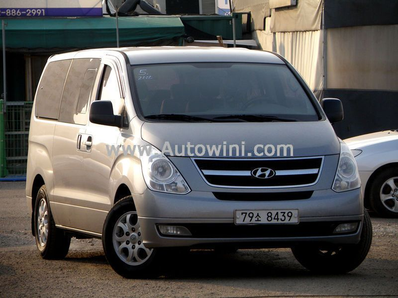 Hyundai H1 2020 Automatic 12 Seater Wagon High New Cash Or Installment Hatla2ee