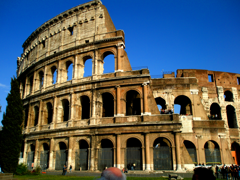 Colosseum  by Chris Reyes