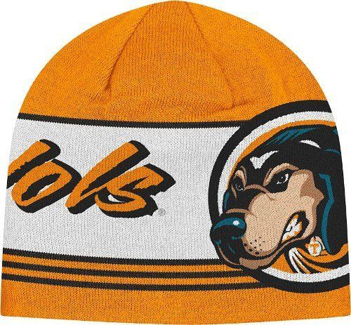 97028f34d3e Hats · UT Vol Hat   Adidas Tennessee Volunteers Knit Skully - Tennessee  Orange White by adidas