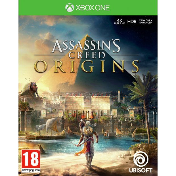 Assassin S Creed Origins Xbox One Game Assassins Creed Origins