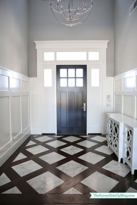 Flooring Tile Ideas Front Entry 29 Ideas In 2020 Best Wood For Furniture Entryway Flooring Flooring