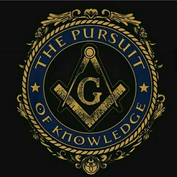 The Pursuit Of Knowledge Freemasonry Pinterest Knowledge