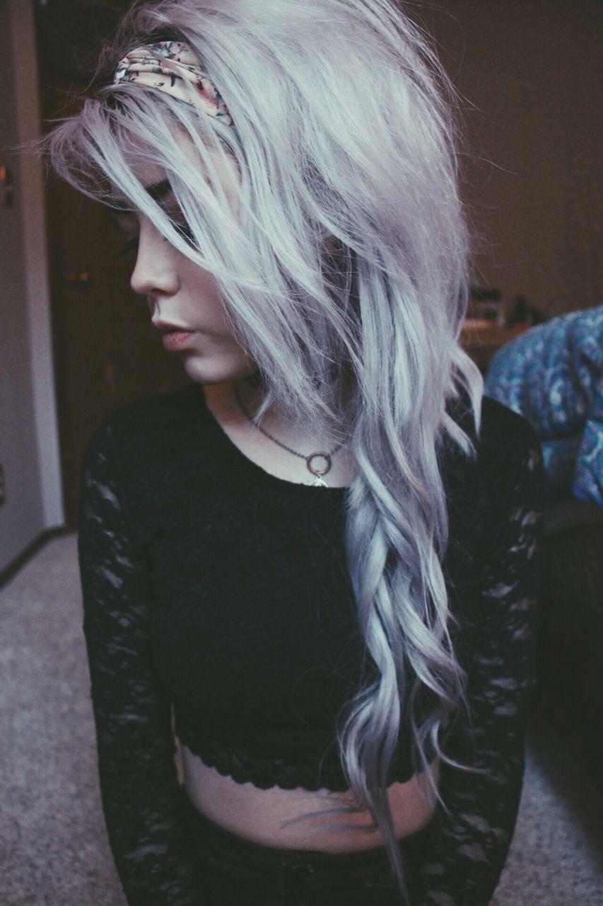 By aubrey iidonuttcaree hairstyles pinterest