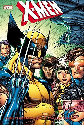 X Men By Chris Claremont Jim Lee Omnibus Volume 2 By Https Www Amazon Com Dp 0785159053 Ref Cm Sw R Pi Dp X 8y2byb2va8kjd Jim Lee Art Marvel Comics