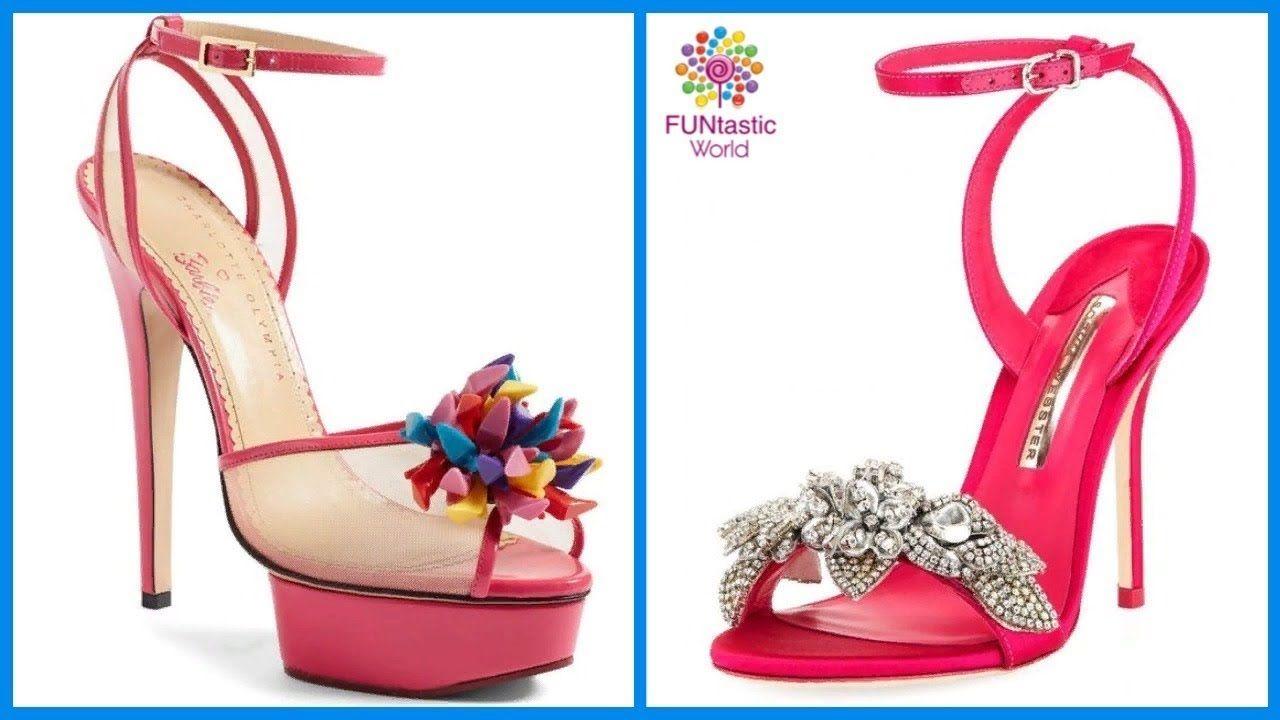 Latest Designer High Heels/Sandals