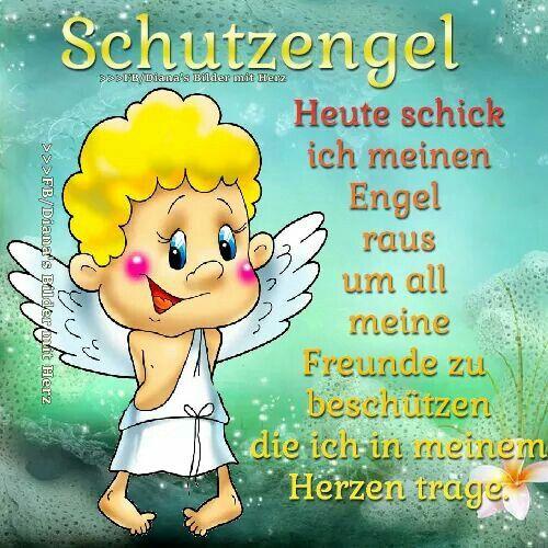 Pin Von Mamacita Auf Sprüche Guten Morgen Engel Engel Und