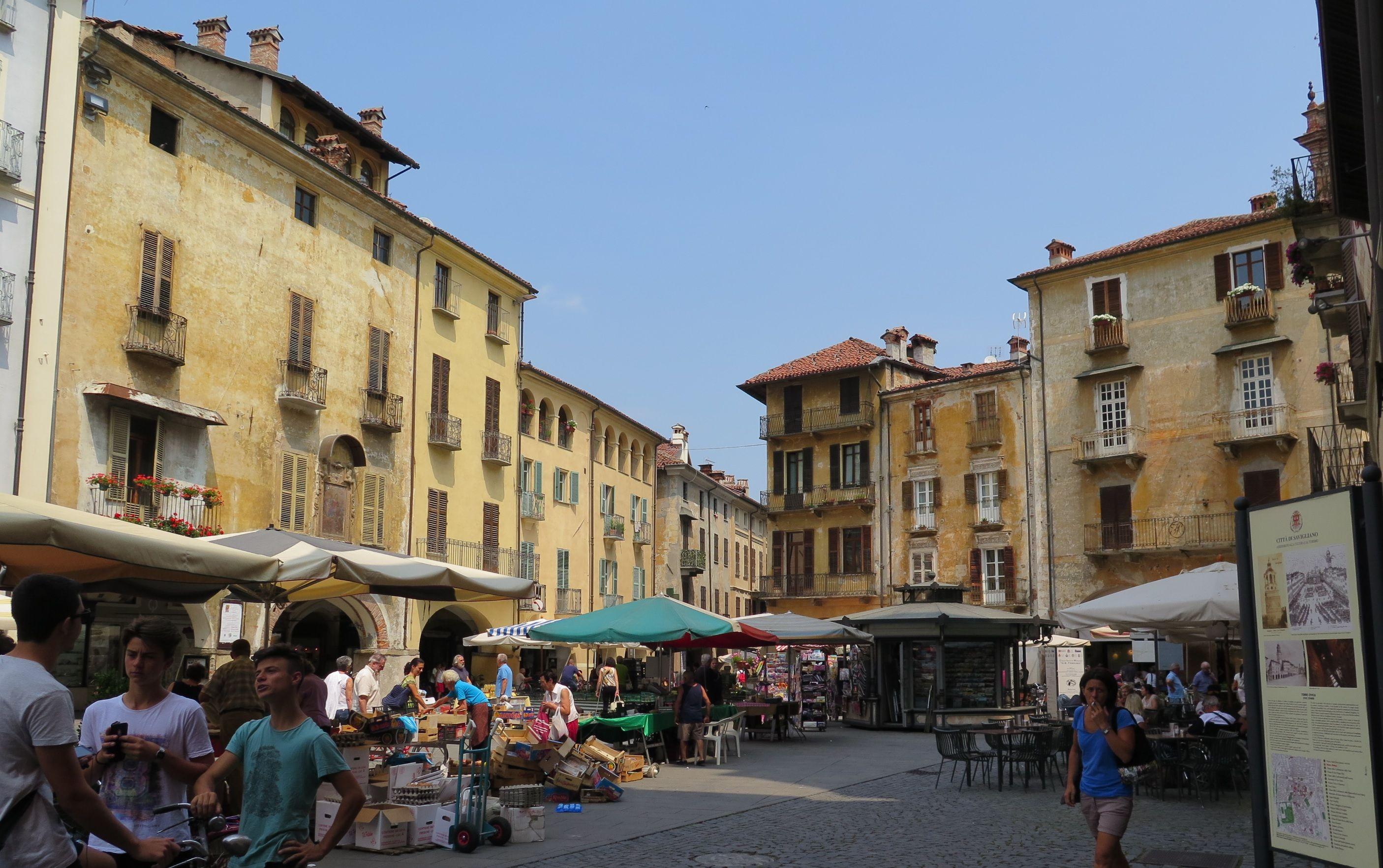Savigliano, Juli 2015