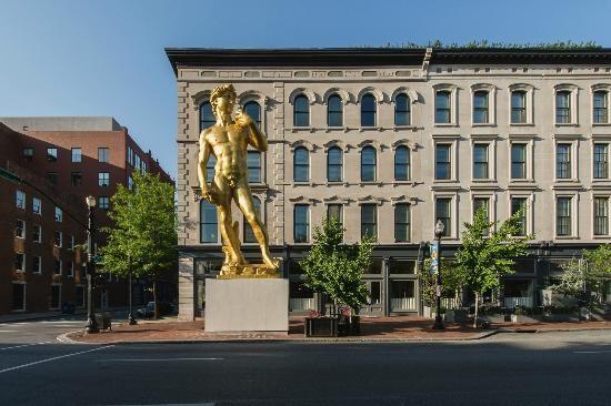 Louisville Ky Pics 21c Museum Hotel Reviews