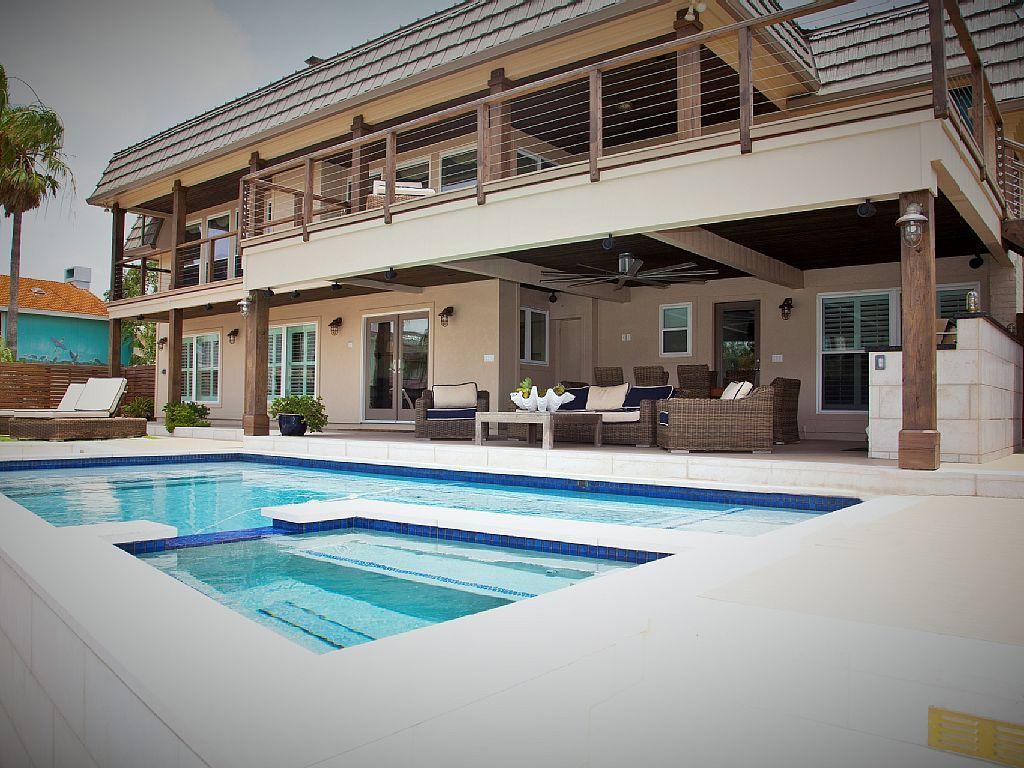 Cool House Vacation Rental In Key Allegro Rockport Tx Usa Interior Design Ideas Truasarkarijobsexamcom