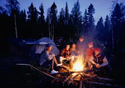 Consejos Claves Para Acampar Tips Camping Paisajes Campamento