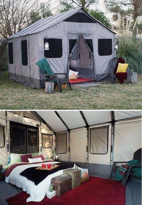 Camping rezepte zelten