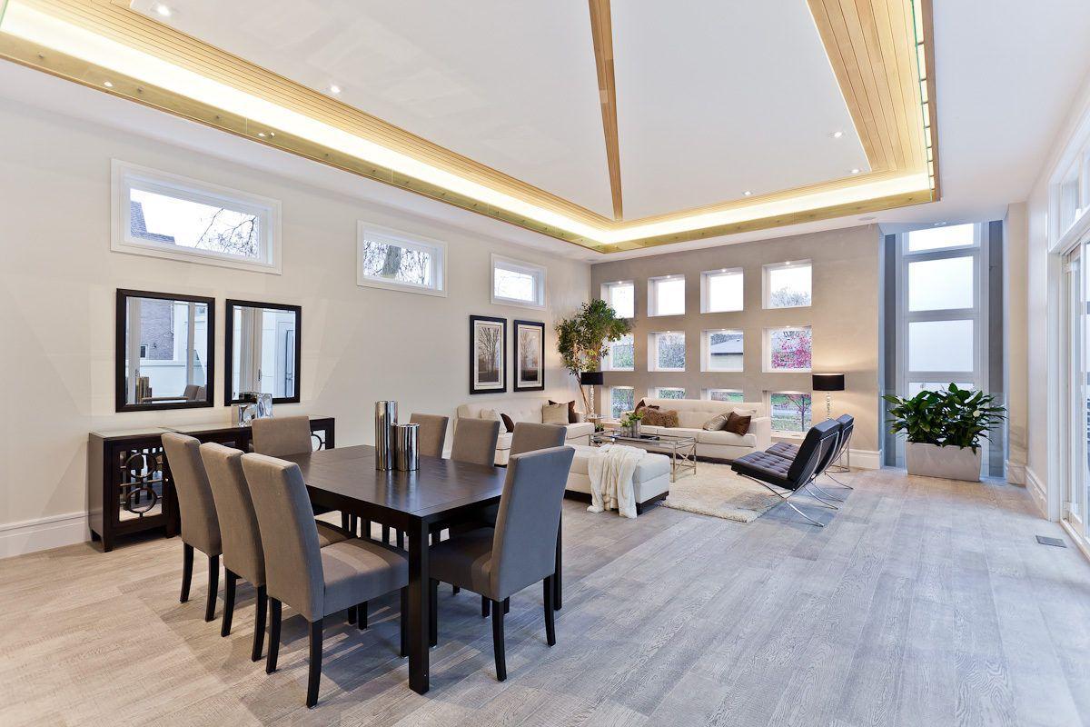 luxury richmond hill mansion with 8 bathrooms asking 3 3m dining rh pinterest com