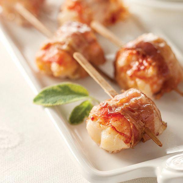 Lobster Appetizer Recipes Bacon Wrapped