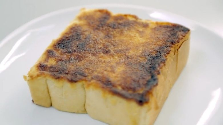 Taiwanese Thick Toast with Sweet Custard - Angel Wong\'s Kitchen ...