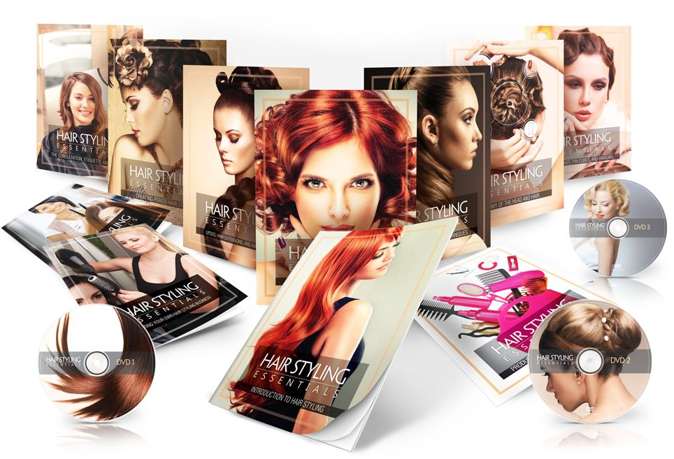 Hair Styling Essentials Qc Makeup Academy Course Hair Online Makeup Courses Hair Styles