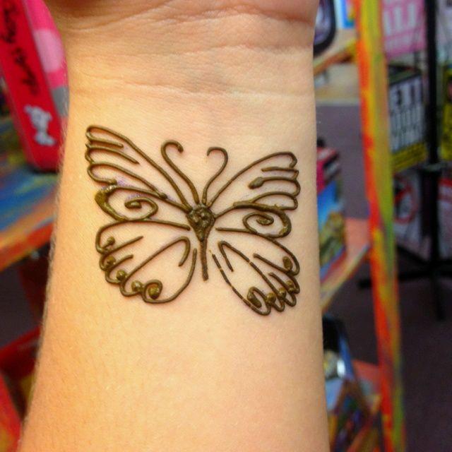 simple and cute  Mehndi is part of Henna paint, Henna designs hand, Wrist henna, Henna animals, Henna designs, Simple henna - simple and cute simple and cute