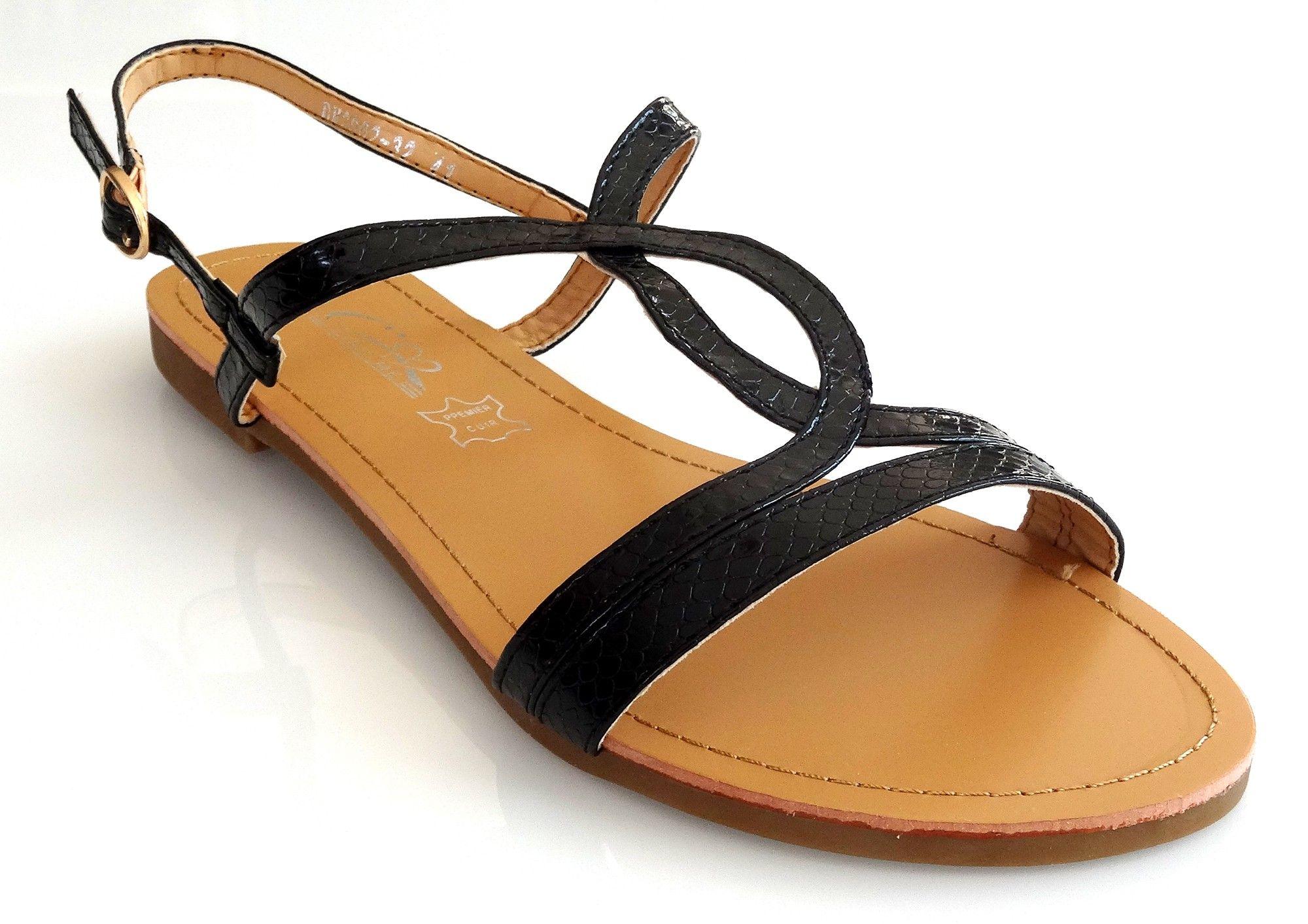 En Nos Cink Sandales Modã¨les Taille Grande Femme MeDã©couvrez QxoeWrCBd