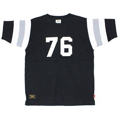 WTAPS  Rags McGREGOR QB 02 numbering short-sleeved sweat Size:S