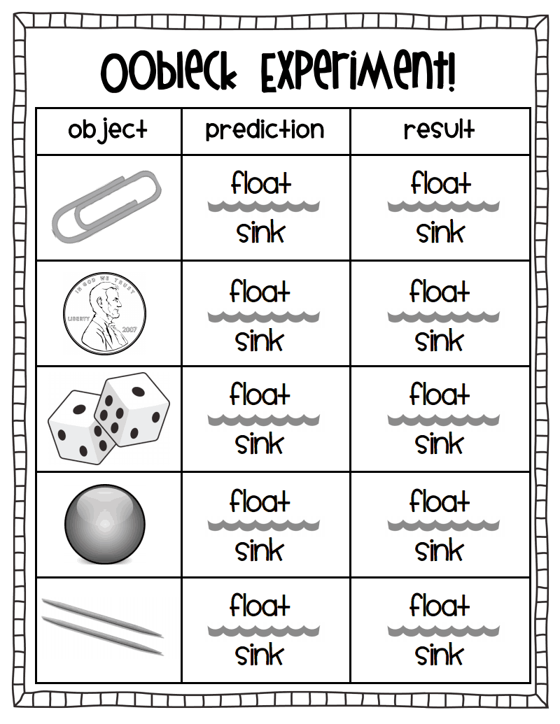 Worksheets Sink Or Float Worksheet worksheet 580750 sink or float worksheets for kindergarten learning about the parts of a plant kindergarten