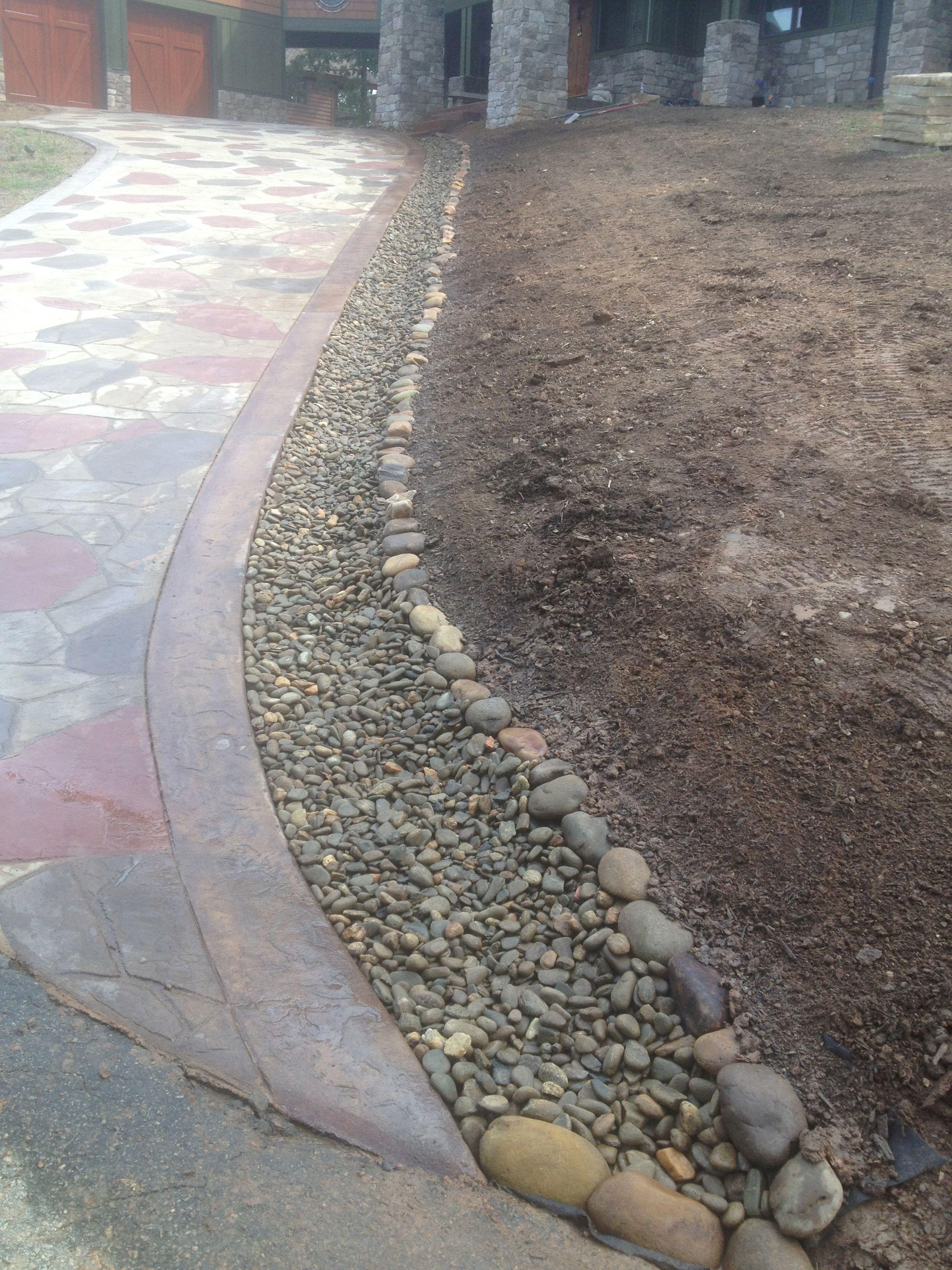 divert water runoff