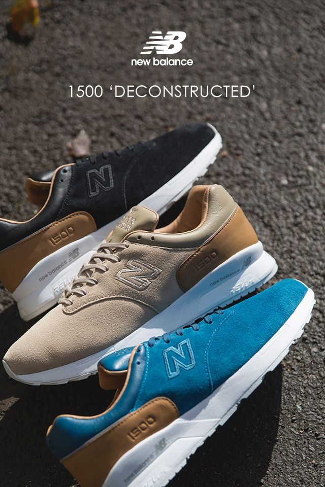 new balance 1500 deconstructed