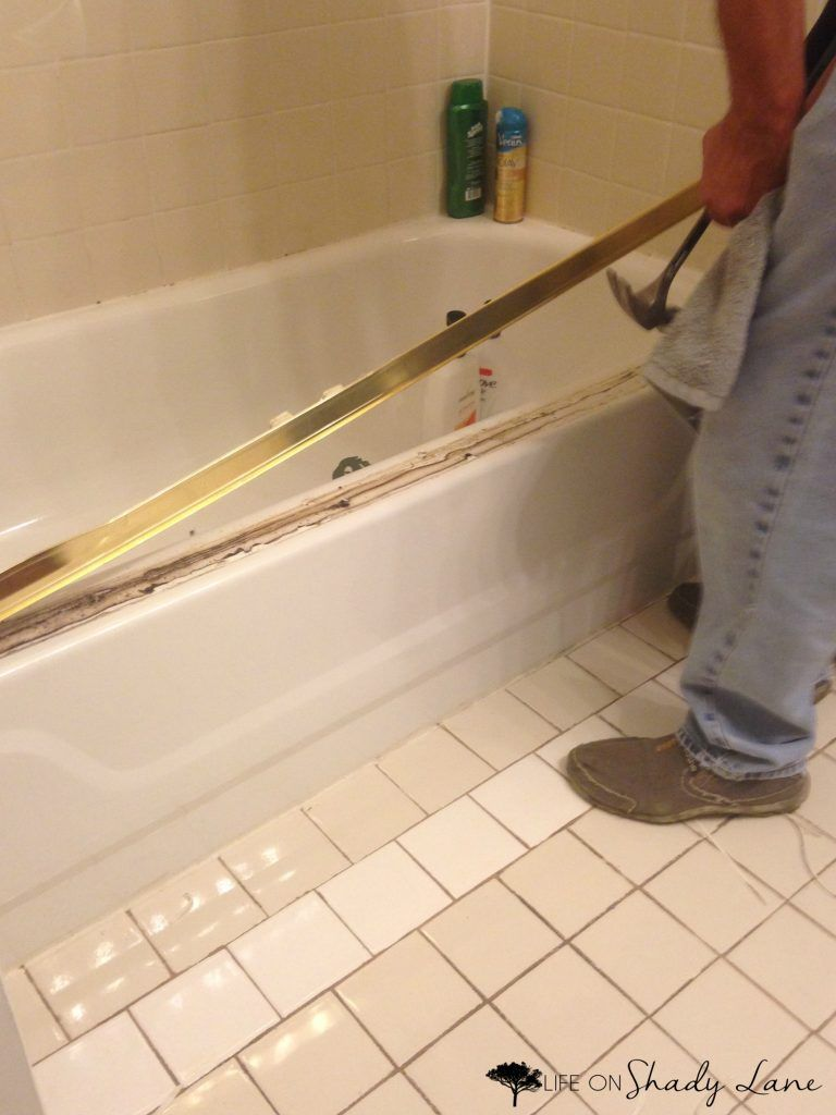 How To Remove Sliding Shower Doors With Images Bathroom Shower