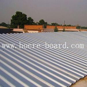 100 Asbestos Free Mgo Roof Sheet Roofing Sheets Fiber Cement Board Fiber Cement