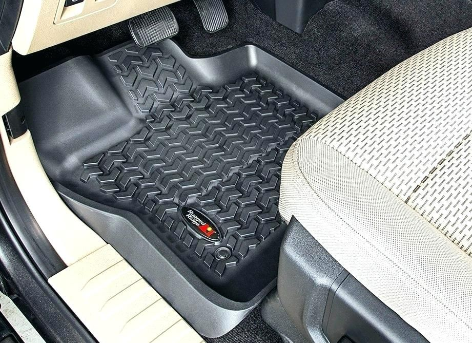 Shiny Weathertech Floor Mats