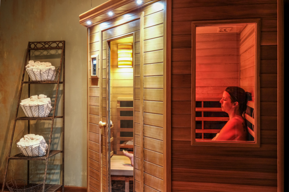 Clearlight Infrared Sauna in 2020 Beauty services