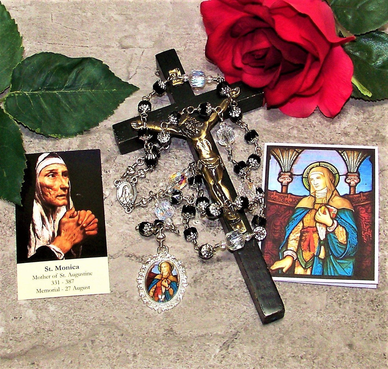 St monica alcoholic