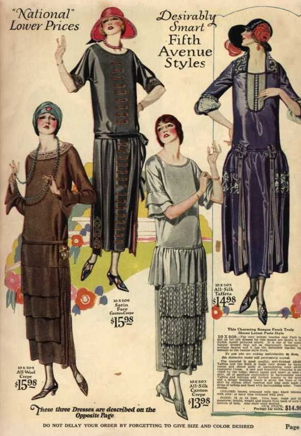 The National Suit & Cloak Co. Catalogue, Spring and Summer 1924 ...