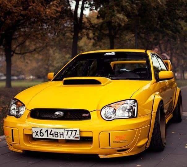 Subaru Cars, Subaru Impreza