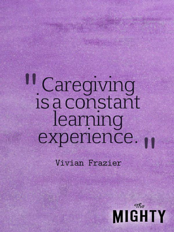 29 secrets of being a caregiver - Experience As A Caregiver