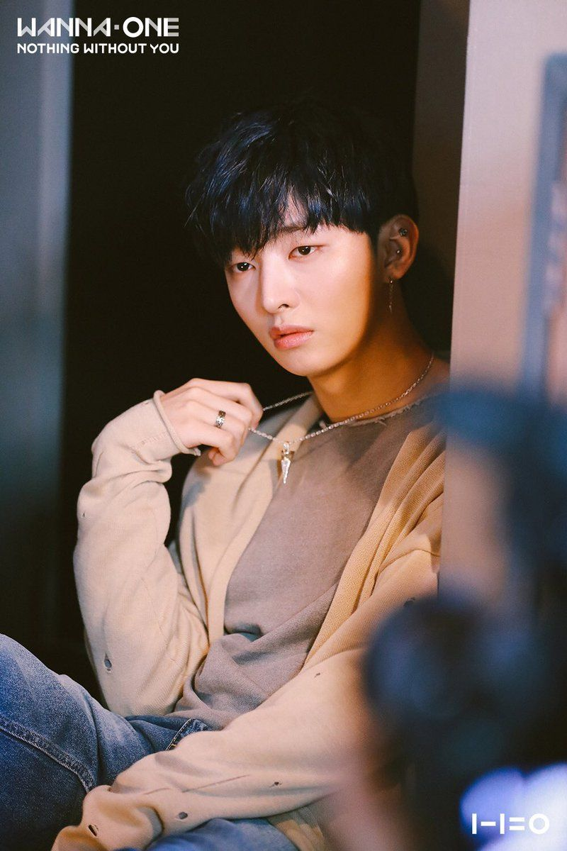 Wanna One Yoon Jisung Photo In 2020 Nothing Without You Ji