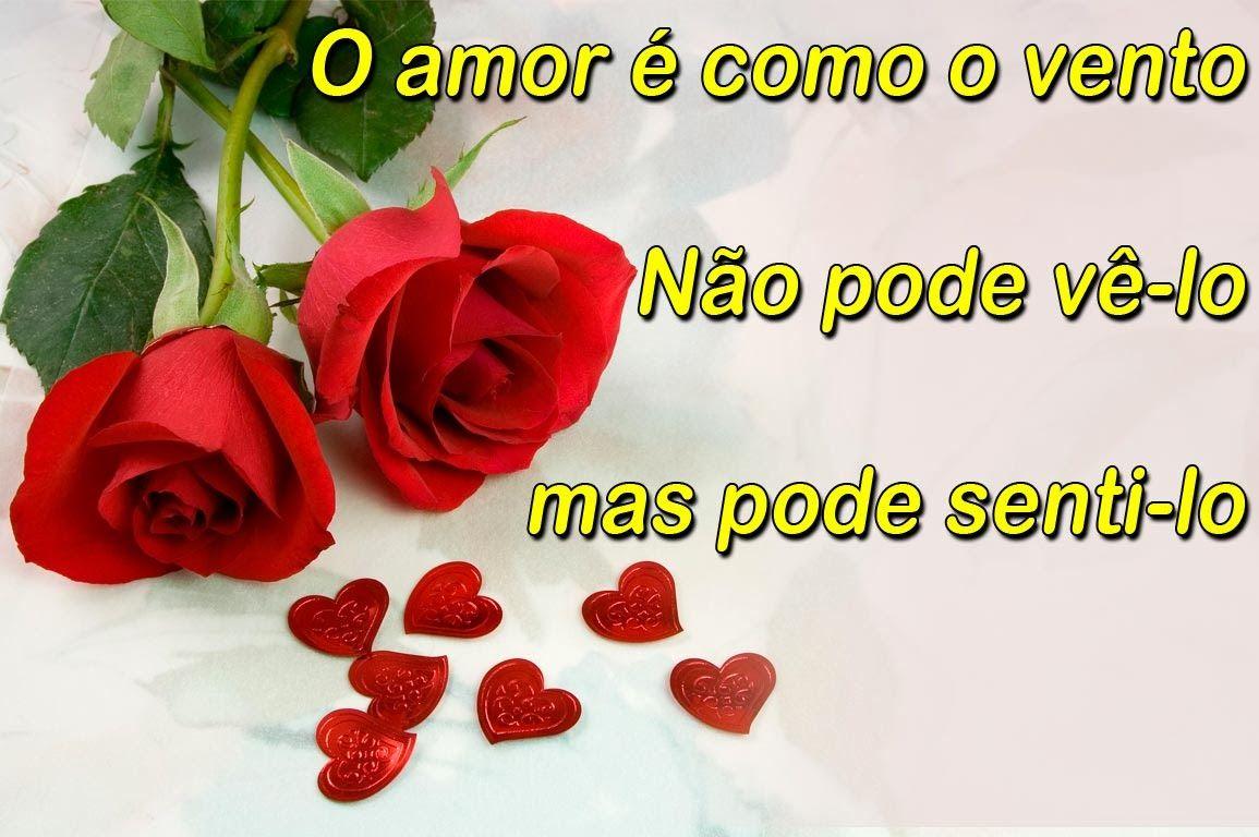 De Amor: Imagens E Bonitas Frases Românticas