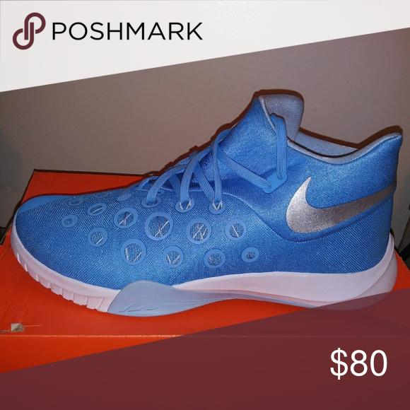 pretty nice 0cace e6054 Nike Air Max Deluxe Blue, Grey, Orange Black. carolina blue running shoes
