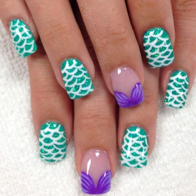 Love these!!!!  credit: @professionalnailss