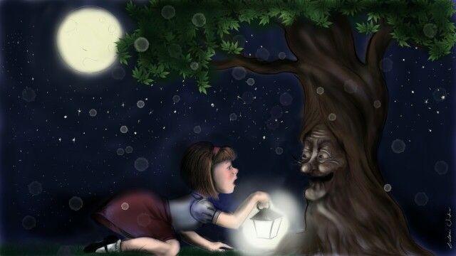 Children's books illustration - Digital Art