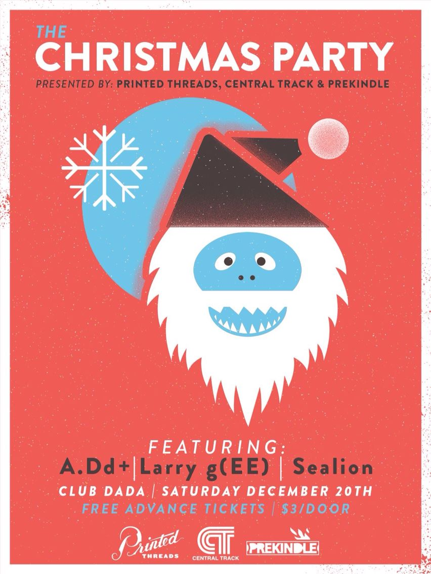 Join us for our annual Central Track holiday party. #dallas