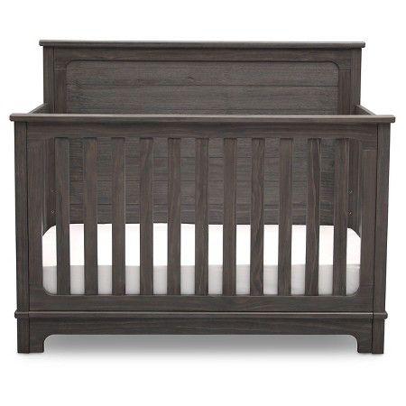 Simmons Kids Slumbertime Monterey 4in1 Convertible Crib